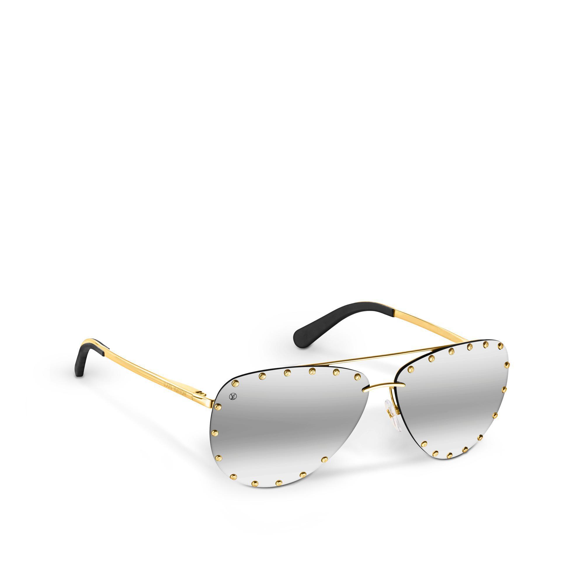 c0064ba4c28 Louis Vuitton The Party Square Sunglasses | ModeSens