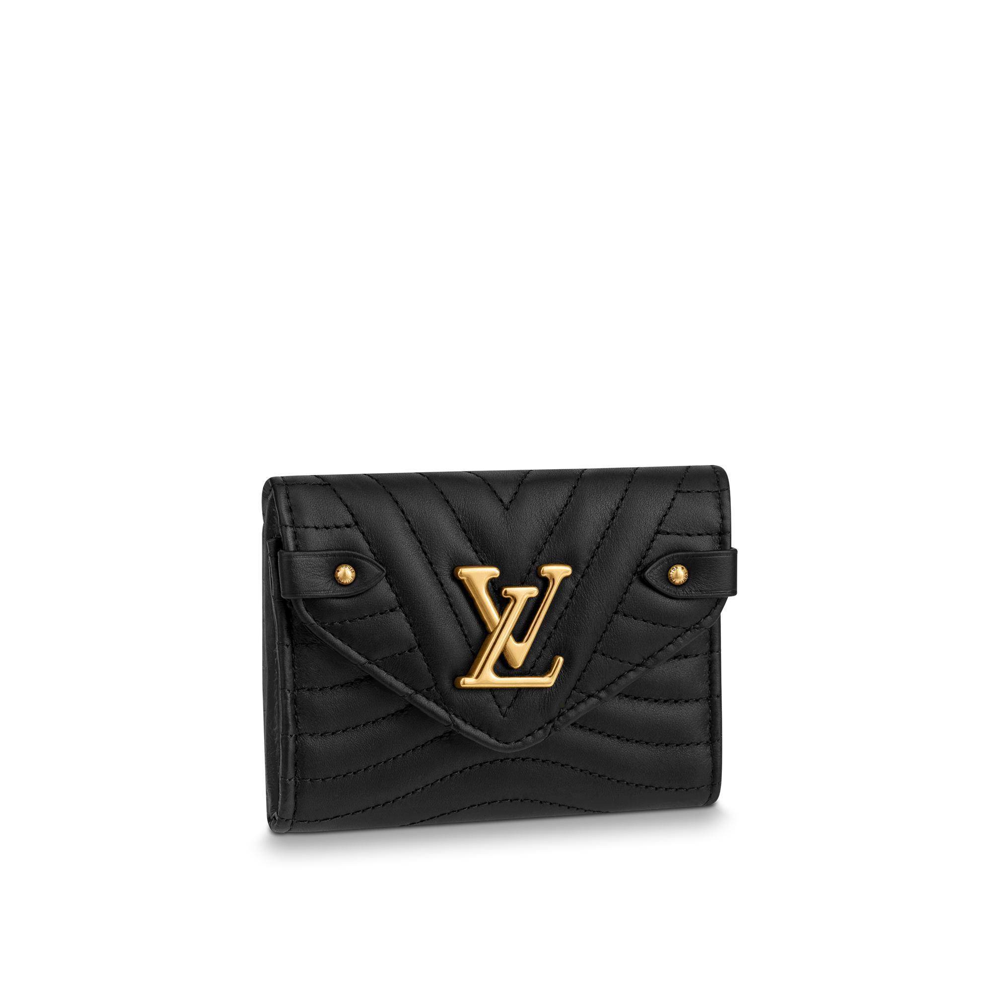 90c3ca3ed3529 Louis Vuitton New Wave Compact Wallet   ModeSens