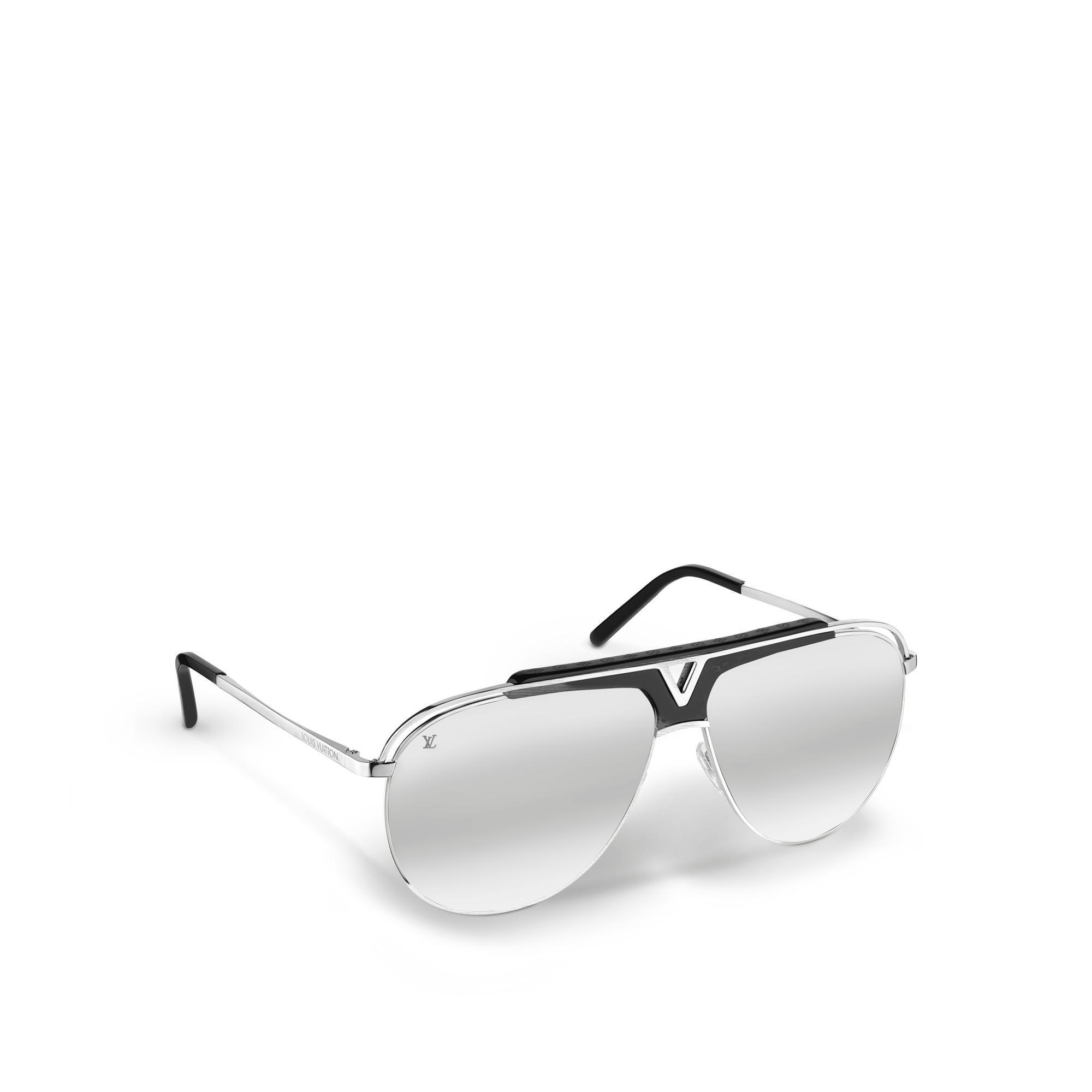 356c8a9ee9d6 Louis Vuitton Mascot Pilote Sunglasses
