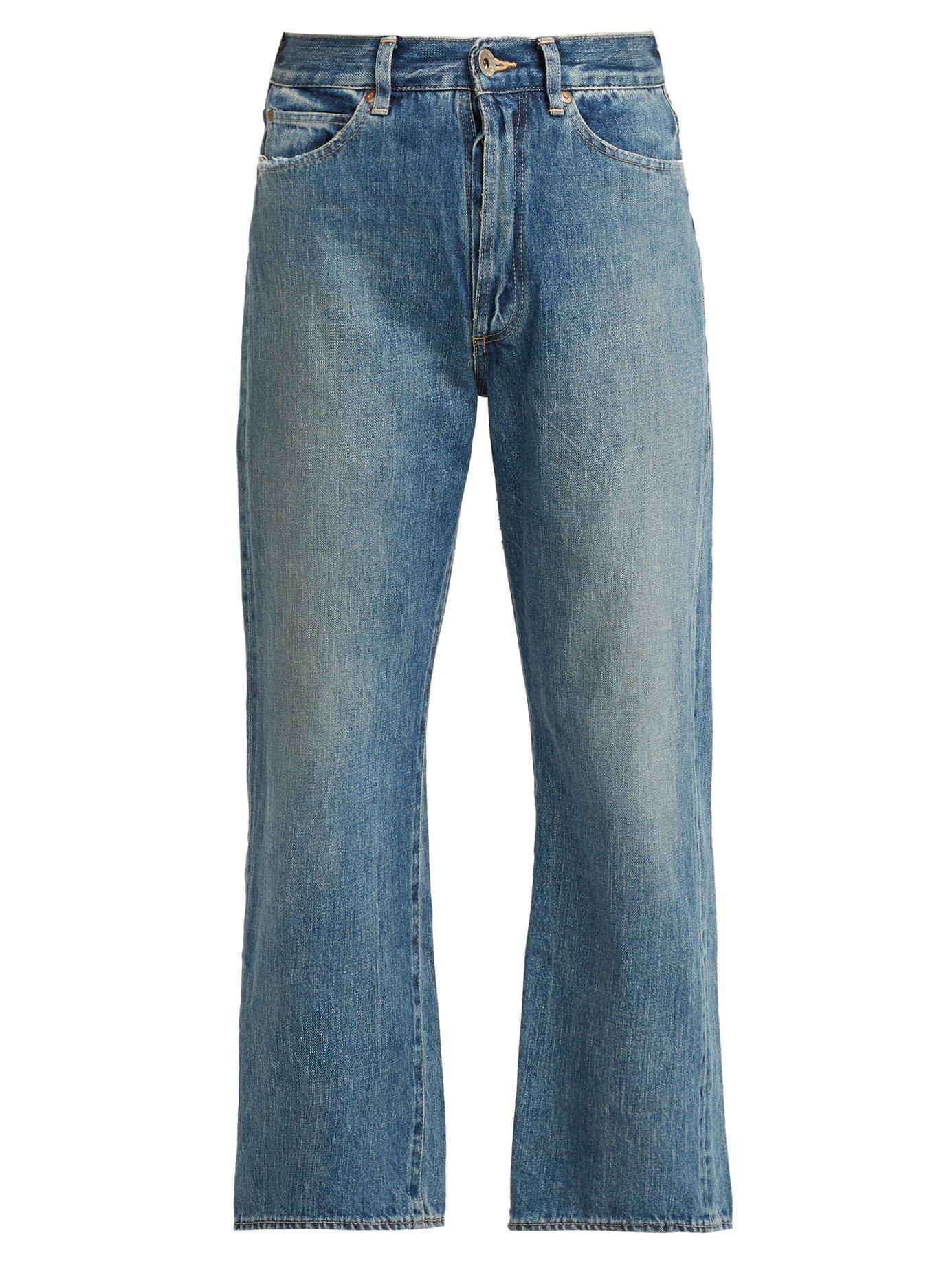 Chimala Monroe Selvedge-denim Jeans