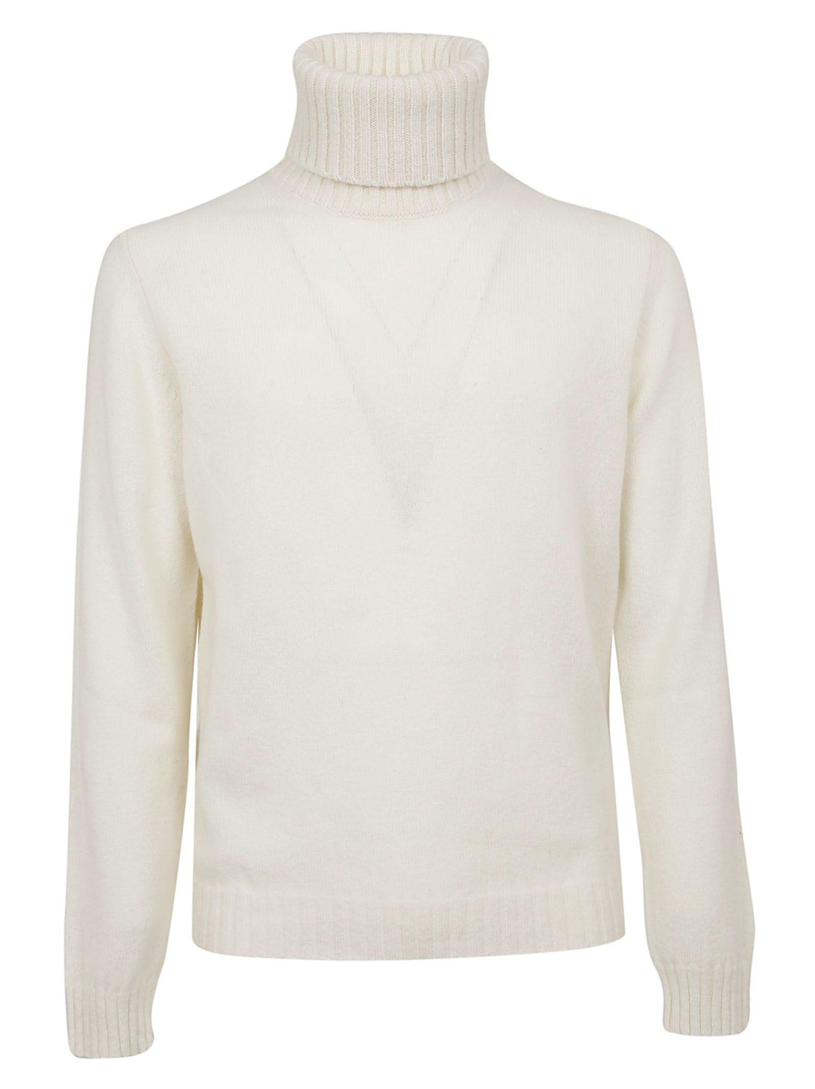 Massimo Piombo Roll Neck Sweater In 11