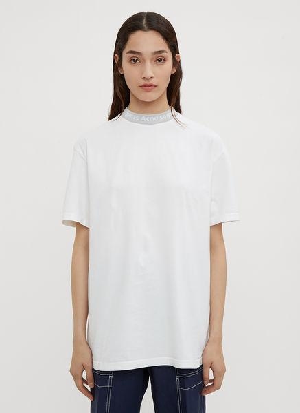Acne Studios Gojina T-shirt In White