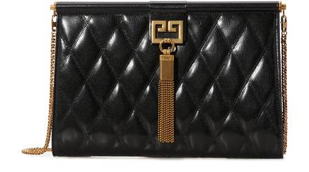 Givenchy Gv3 Chain Bag In Black