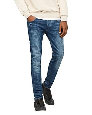 G-star Raw 3301 Slim Fit Jeans In Dark Aged 86