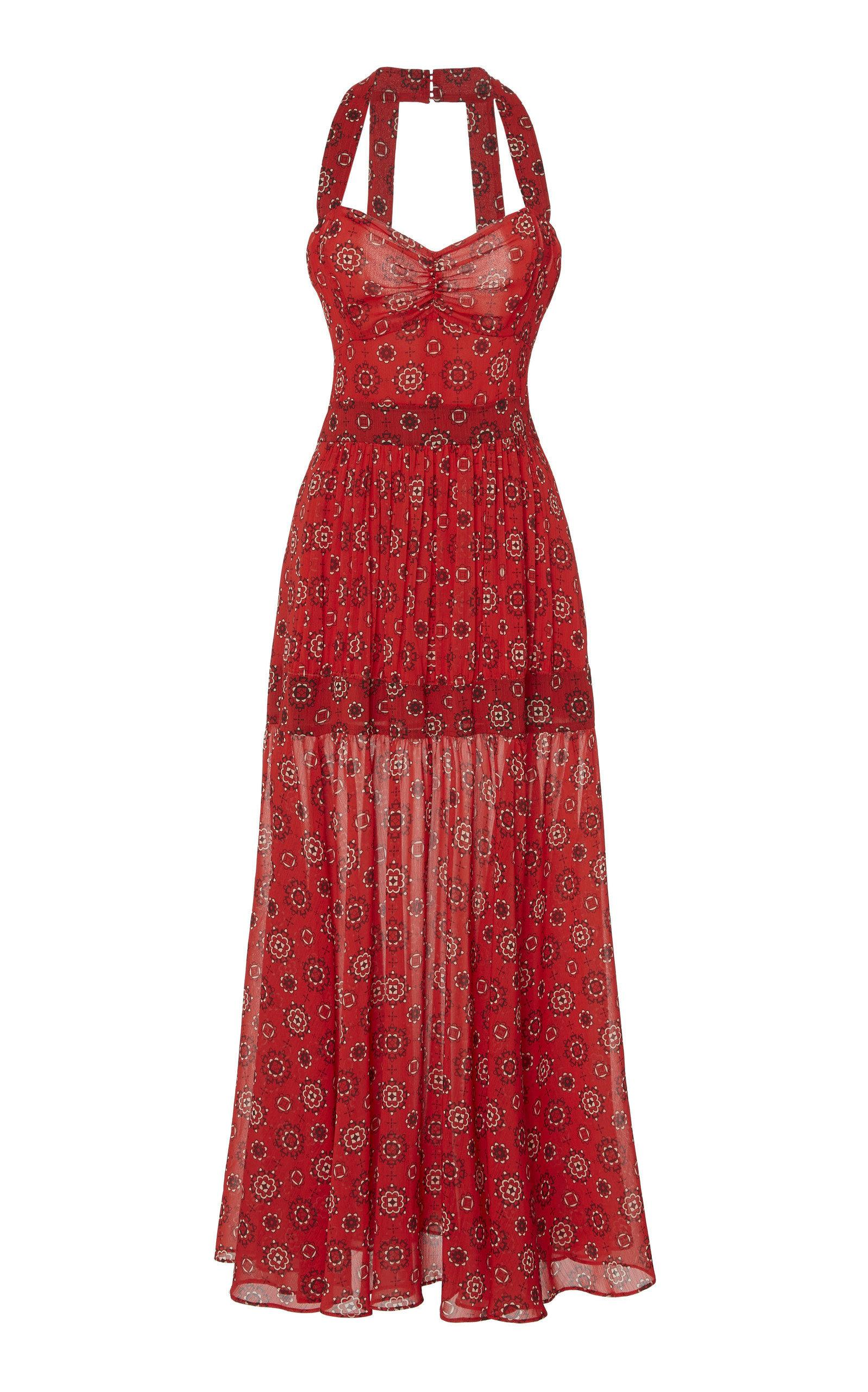 Marissa Webb Seraphina Print Dress