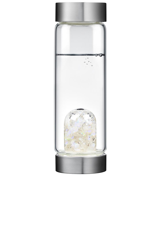 Gem-water Vitajuwel Luna Water Bottle In White