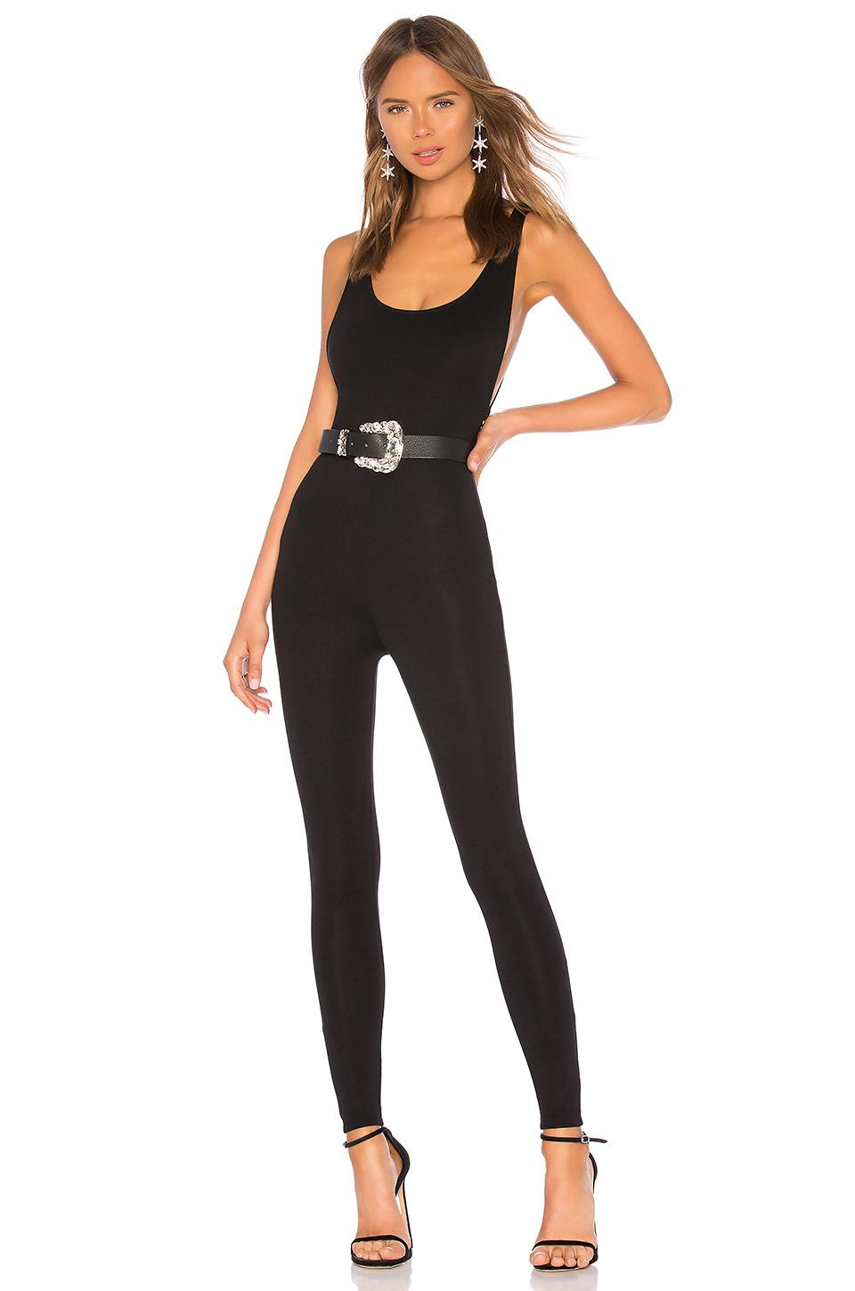 Lpa Catsuit 23 In Black