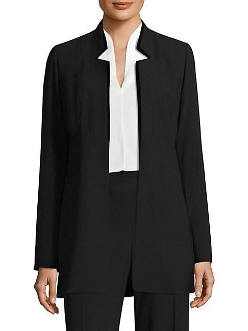 Elie Tahari Maclaine Jacket In Black