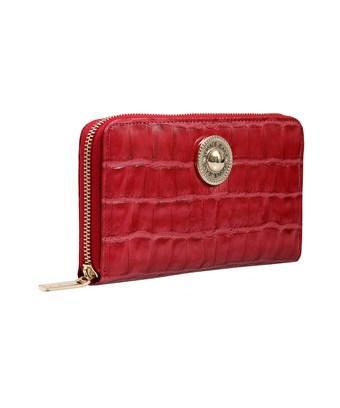 Versace Ee3vsbpo1 E500 Red Wallet
