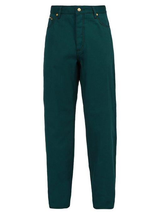 Eytys - Benz Twill Jeans - Mens - Green