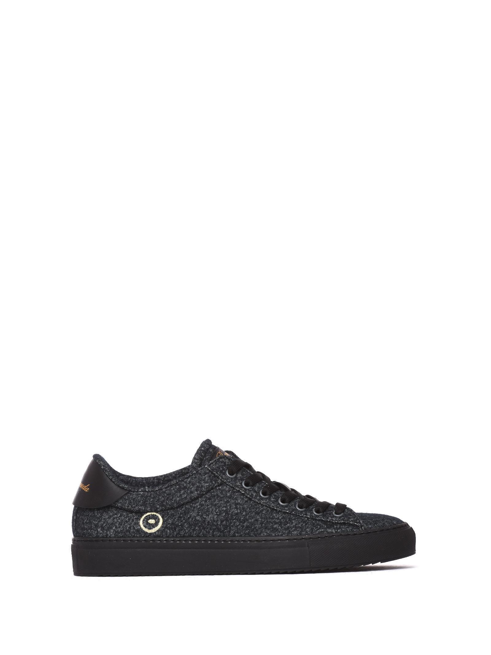 Barracuda Breathable/dry Sneaker By Reda Active Black In Nero