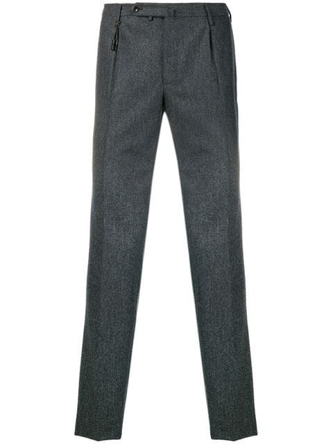 Incotex Slim In Grey