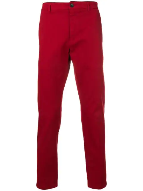 Department 5 Slim-fit Chinos - Red