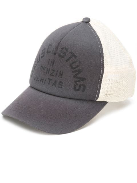 Deus Ex Machina Echo Cap - Grey