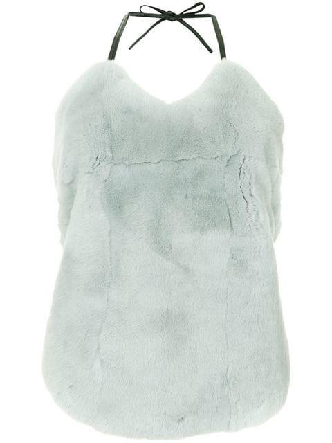 Tu Es Mon Tresor Fur Top In Blue