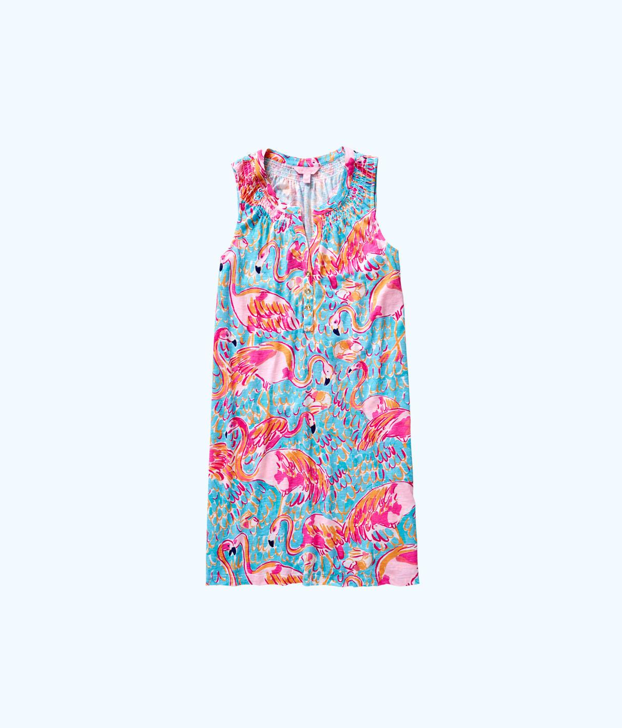 Lilly Pulitzer Essie Dress In Indigo All A Glow