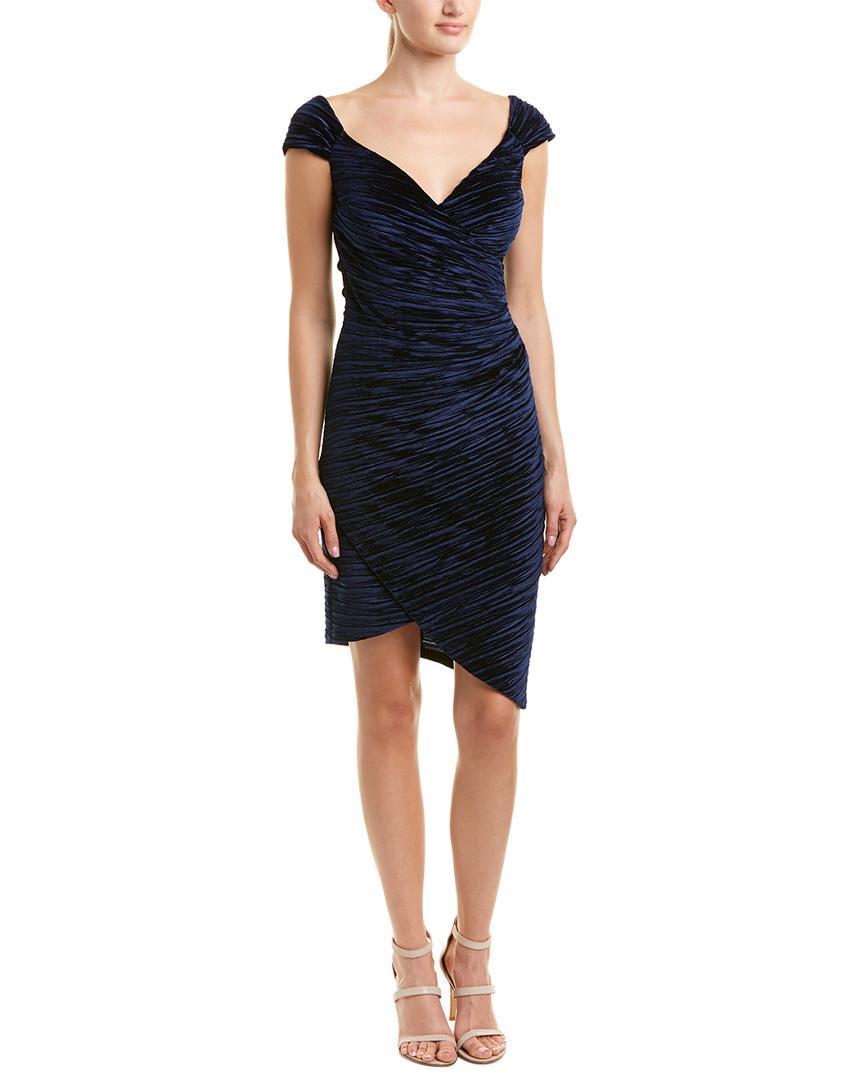Nicole Miller Sheath Dress In Nocolor