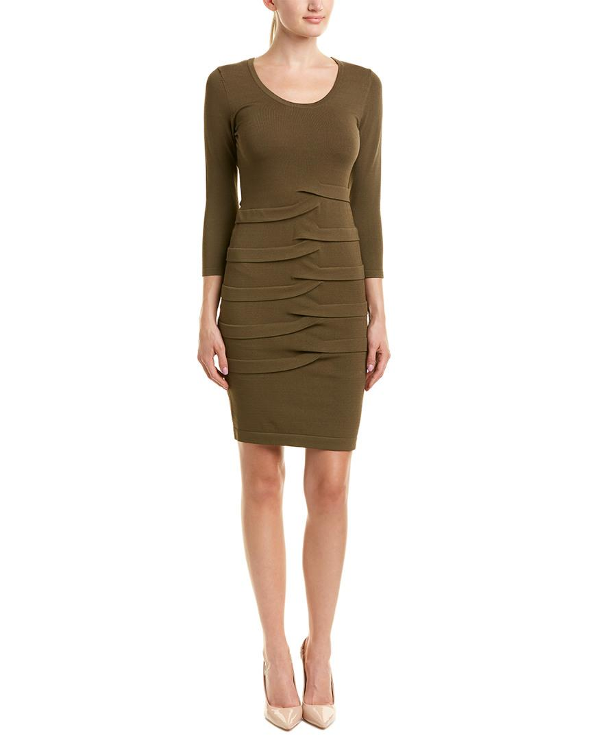 Nicole Miller Artelier Sheath Dress In Nocolor