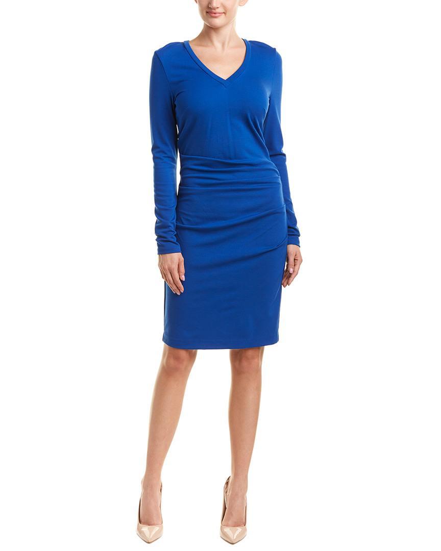 Nicole Miller Artelier Sheath Dress In Nocolor