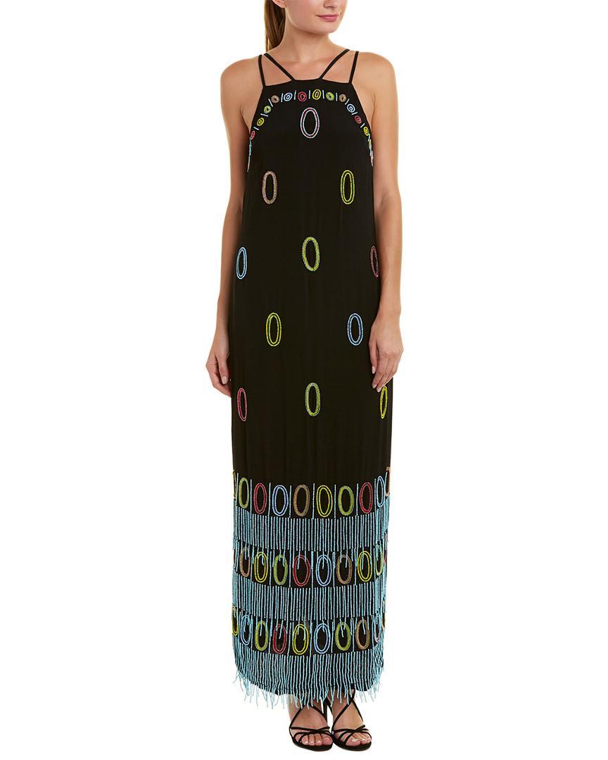 Nicole Miller Gown In Nocolor