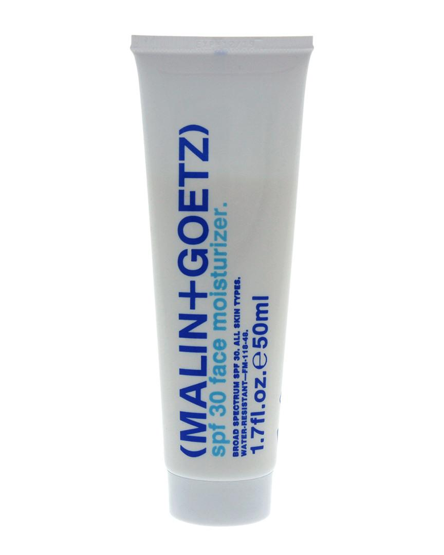Malin + Goetz 1.7oz Face Moisturizer Spf 30 In Nocolor