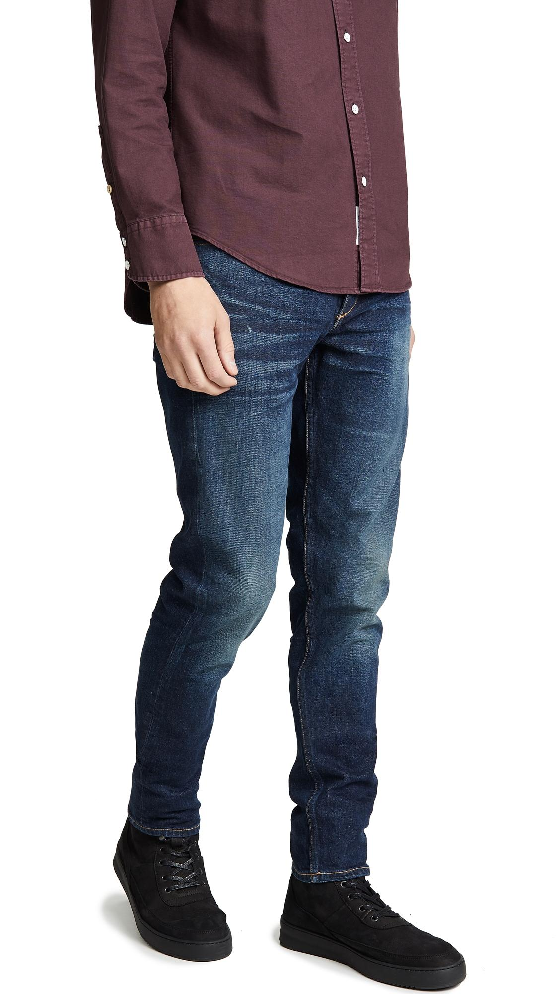Rag & Bone Fit 2 Jeans In Worn Ace