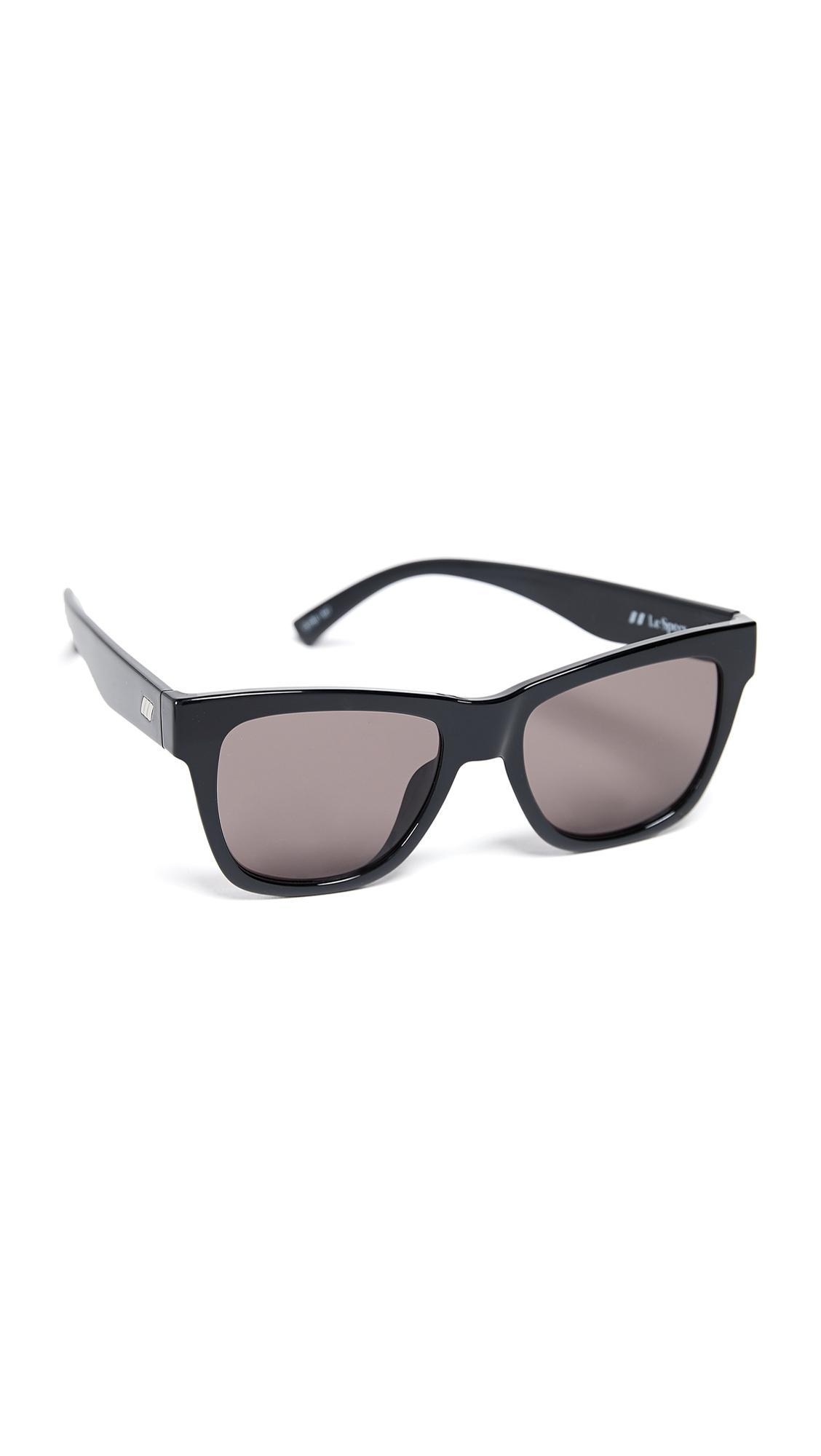 Le Specs Escapade Sunglasses In Black