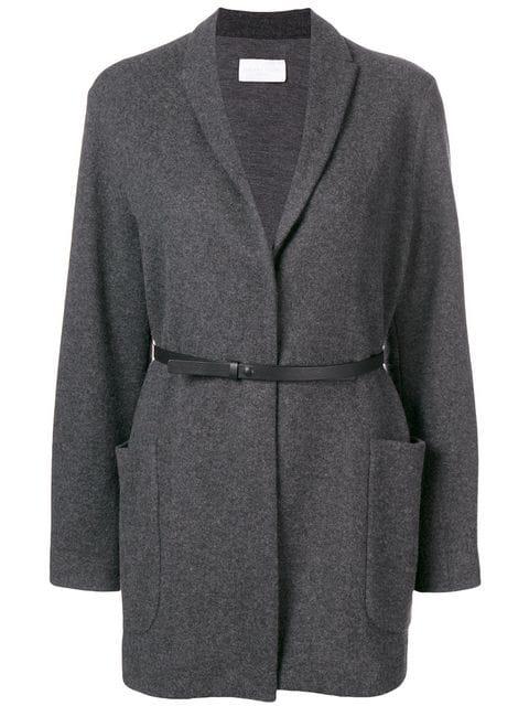 Fabiana Filippi Cardi-coat - Grey