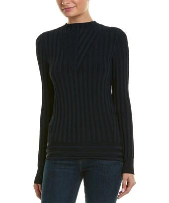 J Brand Knit Sweater In Blue