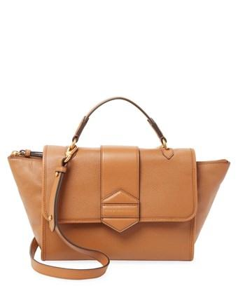 Marc Jacobs Leather Messenger In Nocolor