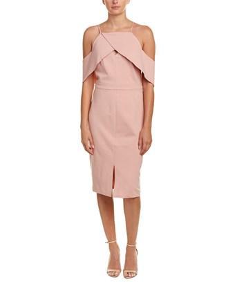 Adelyn Rae Sheath Dress In Pink