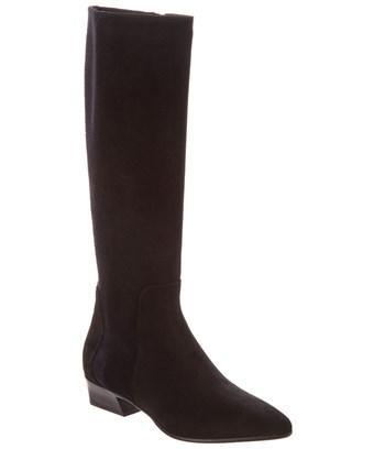 Aquatalia Federica Waterproof Leather Boot In Black
