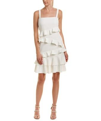 Alexia Admor Shift Dress In Nocolor