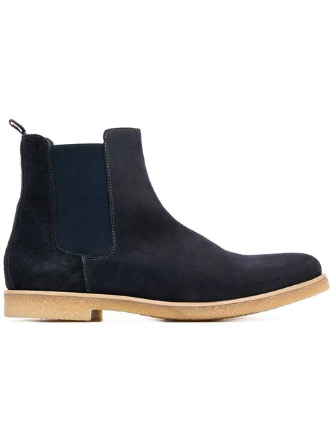 Tommy Hilfiger Ankle Boots - Blue