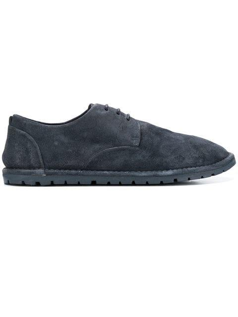 MarsÈll X Andreas Murkudis Lace-up Shoes - Blue