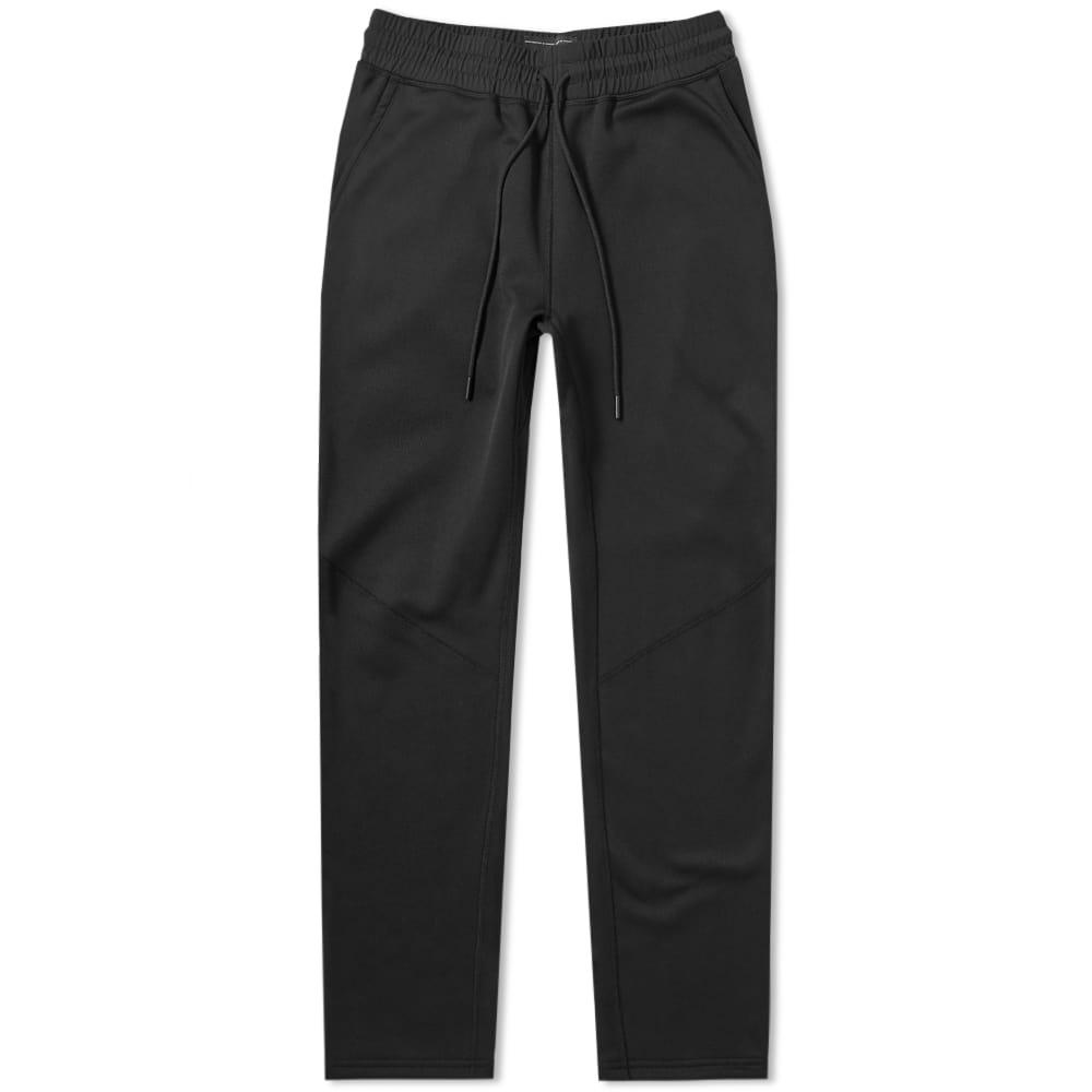 Reigning Champ Bonded Interlock Track Pant In Black