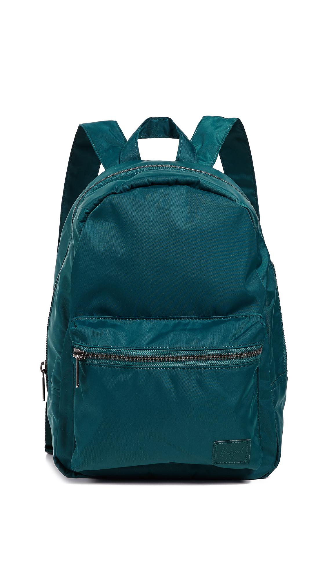 Herschel Supply Co. Flight Satin Grove X Small Backpack In Deep Teal