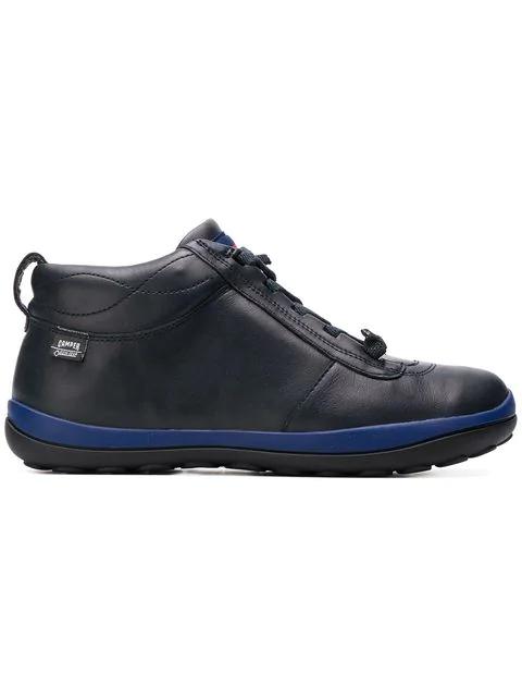 Camper Low Top Sneakers In Blue