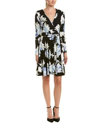 Yumi Kim Wrap Dress In Black