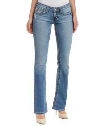 True Religion Aura Quartz Bootcut In Blue