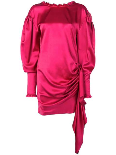 Magda Butrym Torrance Dress In Pink