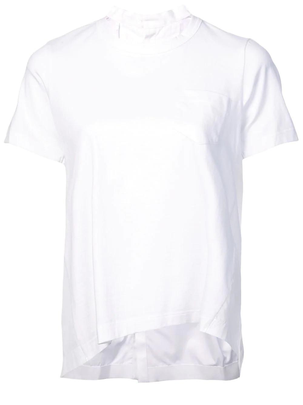 Sacai Flared Back T-shirt