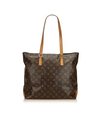 Louis Vuitton Pre-owned: Monogram Cabas Piano In Brown