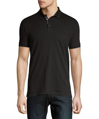 Jared Lang Knit Polo Shirt In Nocolor