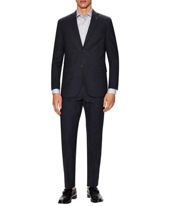 Michael Bastian Gray Label Wool Solid Notch Lapel Suit In Nocolor