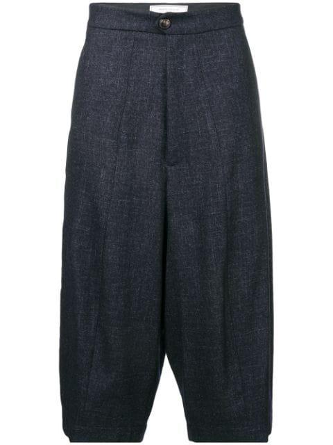SociÉtÉ Anonyme Winter Culotte Pants - Blue