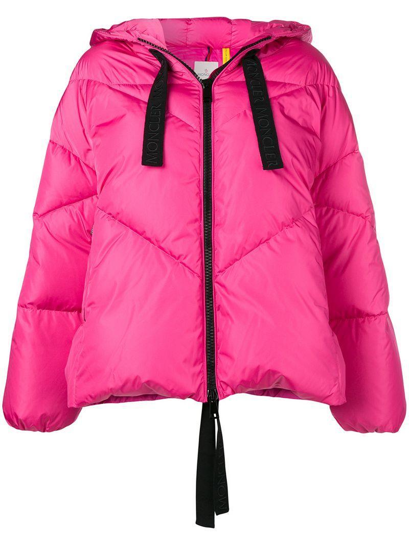 Moncler Ibise Puffer Jacket - Pink