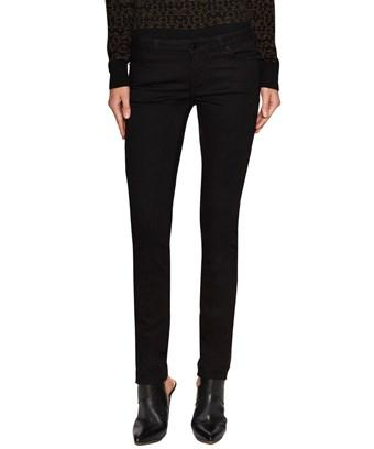 Givenchy Solid Belt Loop Pant In Nocolor