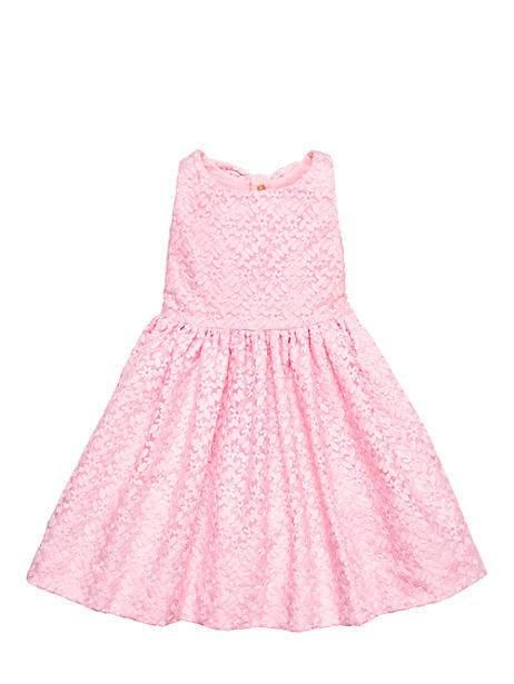 Kate Spade Toddlers' Billie Bow Dress In Abstract Speckle
