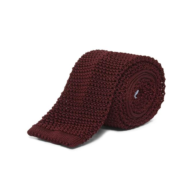 Chester Barrie Silk Knitted Tie